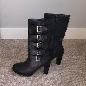 brand new harley davidson leather boots